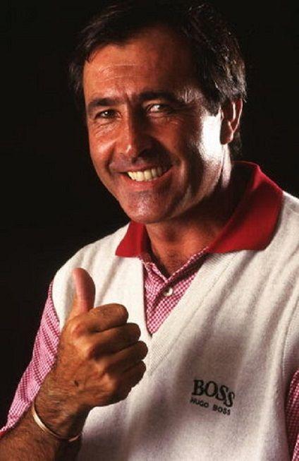 Seve Ballesteros (10) majors total : U.S Masters (1980,1983) British Open (1979,1984,1988) British PGA (1983,1991) British Masters (1986,1991) Australia PGA (1981).