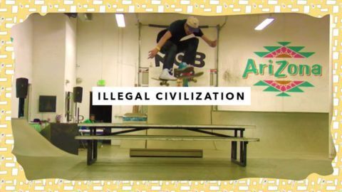 Illegal Civilization | TransWorld SKATEboarding: Ryder, Nak, Kevin, Olan,… #Skatevideos #Civilization #Illegal #skateboarding #transworld