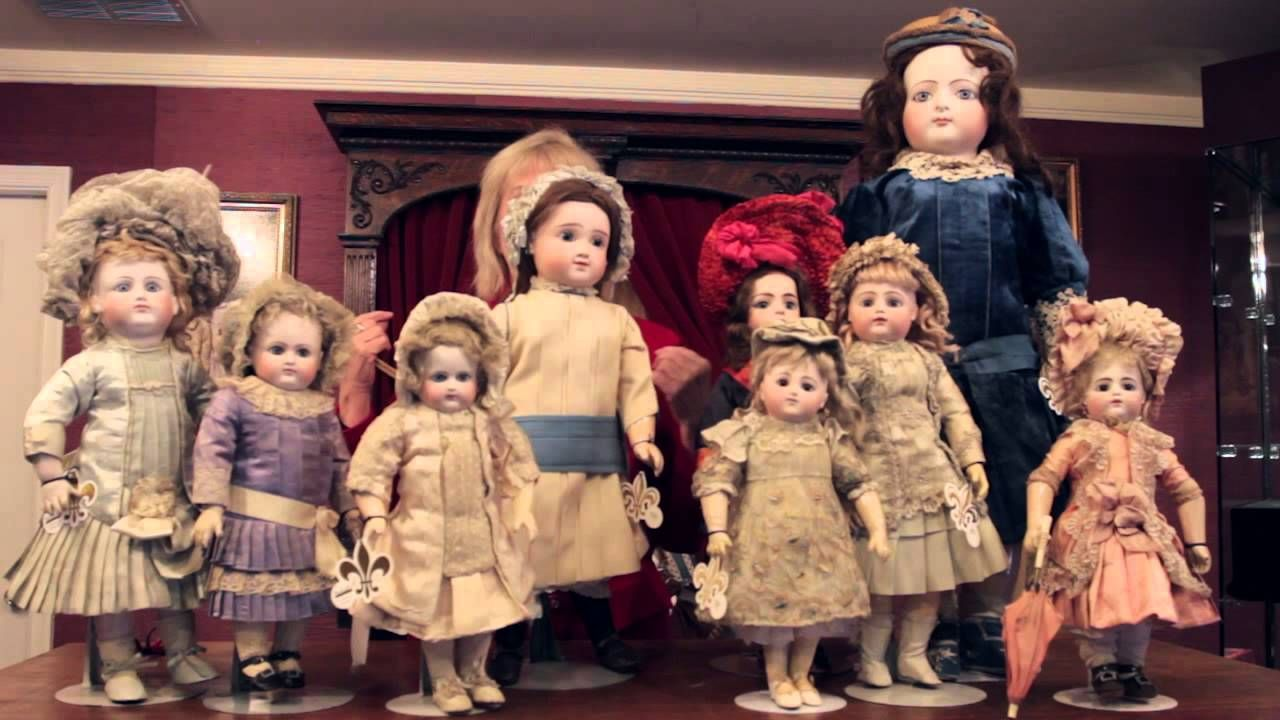 Antique Dolls Featured in the Stein am Rhein Museum Collection Pt 4