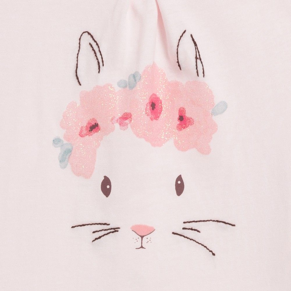Sergent Major Ss16 Easter Card Or Fabric Print Rabbit