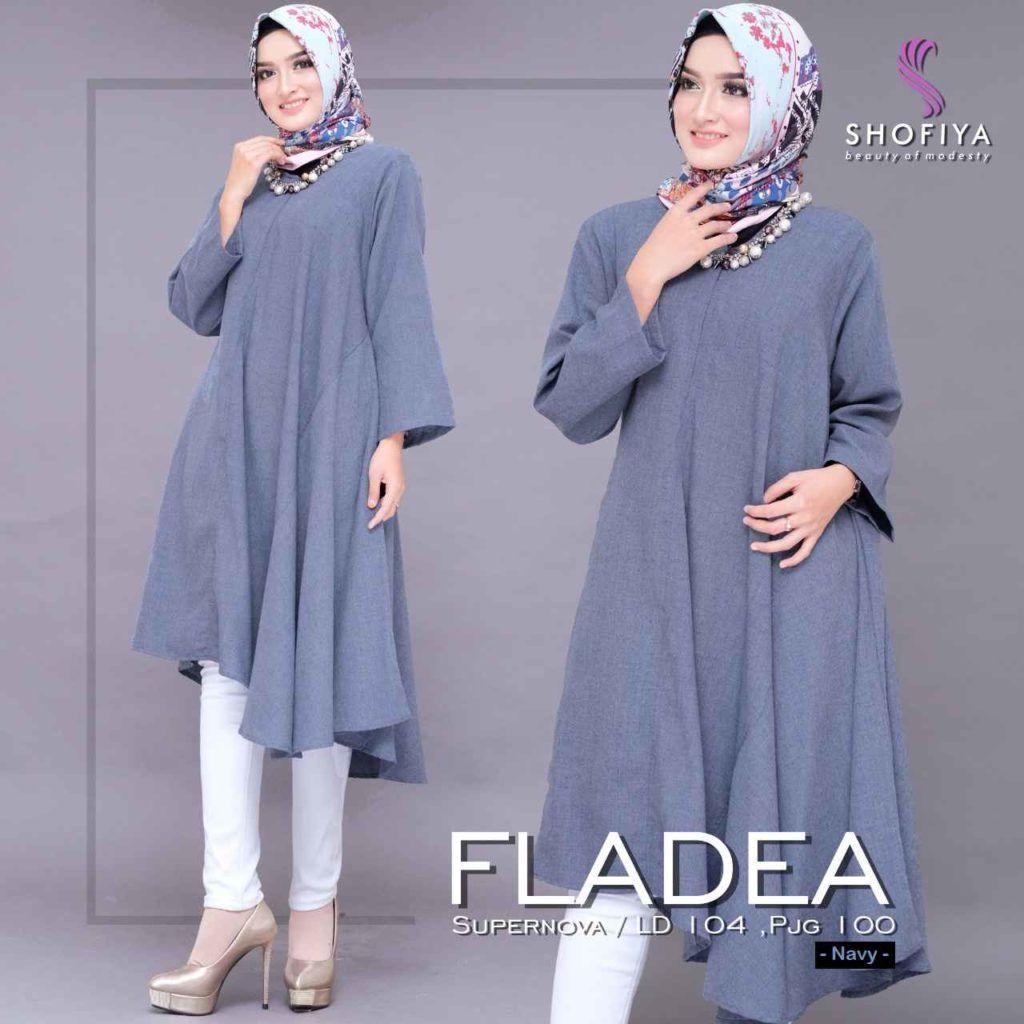 Baju Muslim Tunik Terbaru