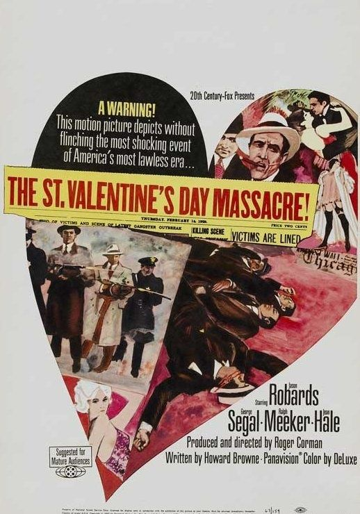 Alan Smithee Podcast 83 The St Valentine S Day Massacre 1967