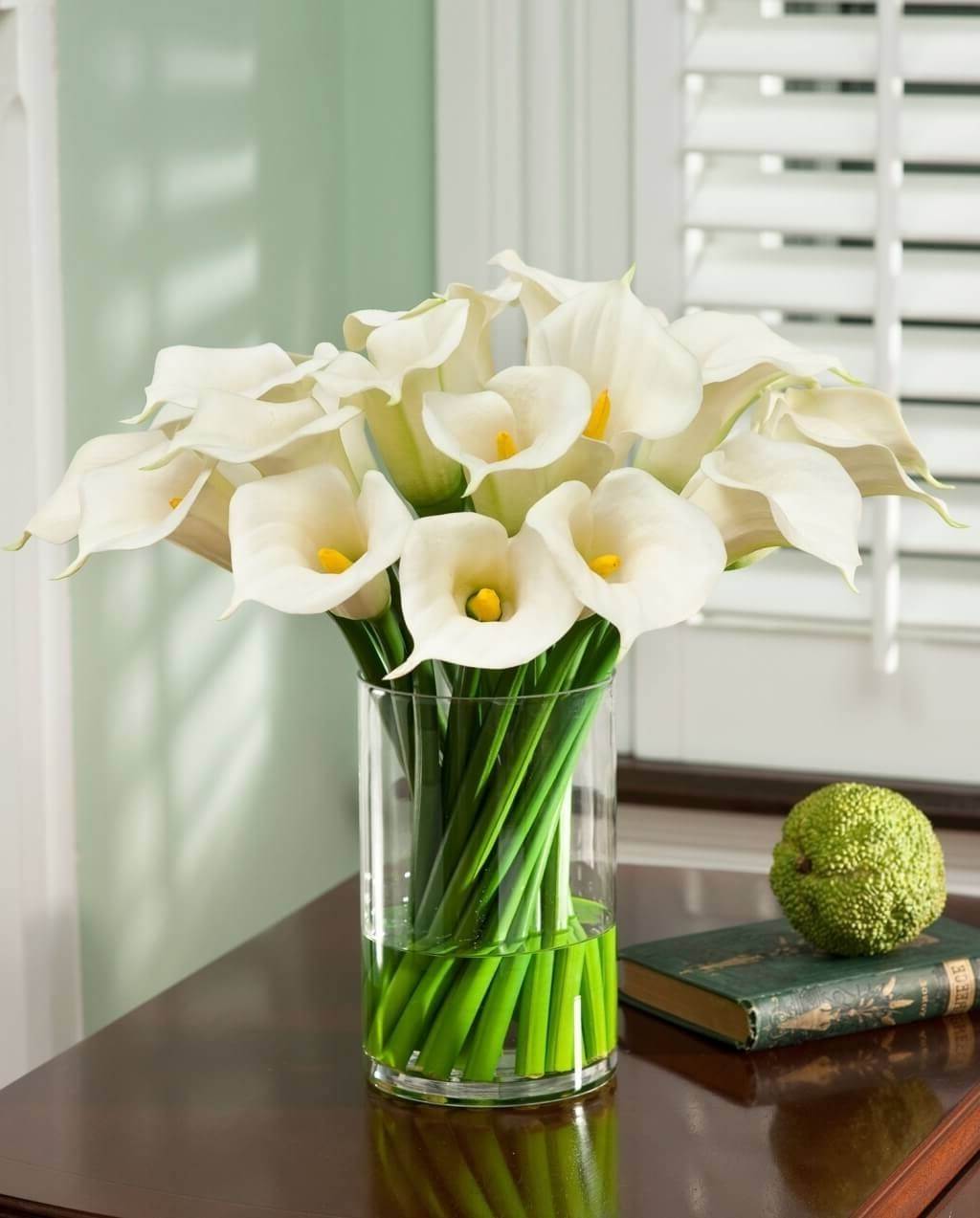 Artificial Flowers In Vase With Fake Water Australia & Artificial Flowers In Vase With Fake Water Australia | Vase | Silk ...