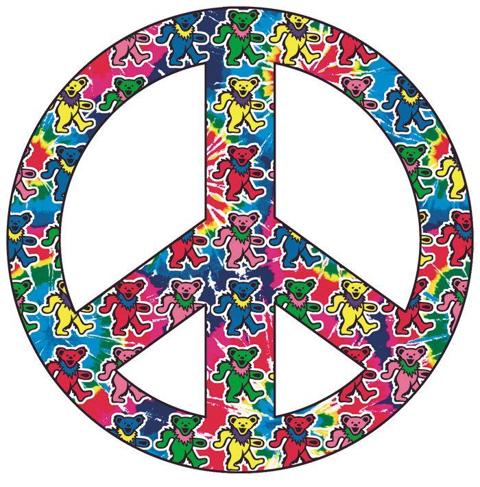 Peace Sign Grateful Dead Bears Peace Pinterest Grateful Dead