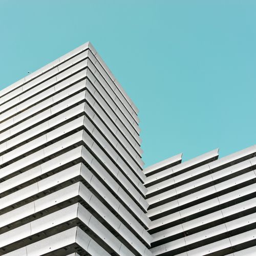 Matthias Heiderich, Series: Reflexions. 55x55 cm. Photography. Edition of 10
