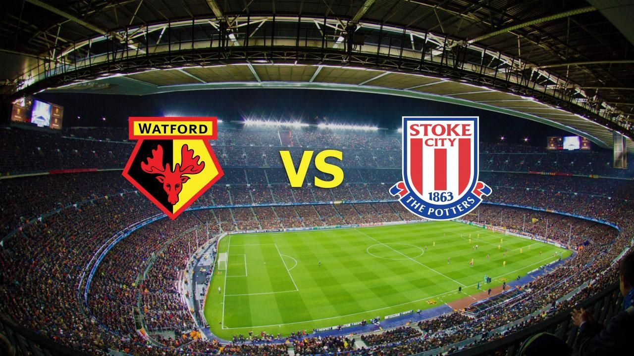 Ver Watford Vs Stoke City En Vivo Online Premier League 27 De