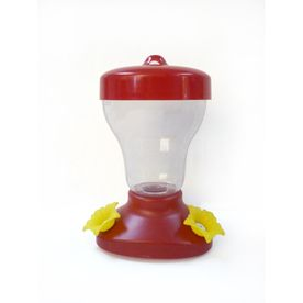 Garden Treasures Plastic Hummingbird Feeder
