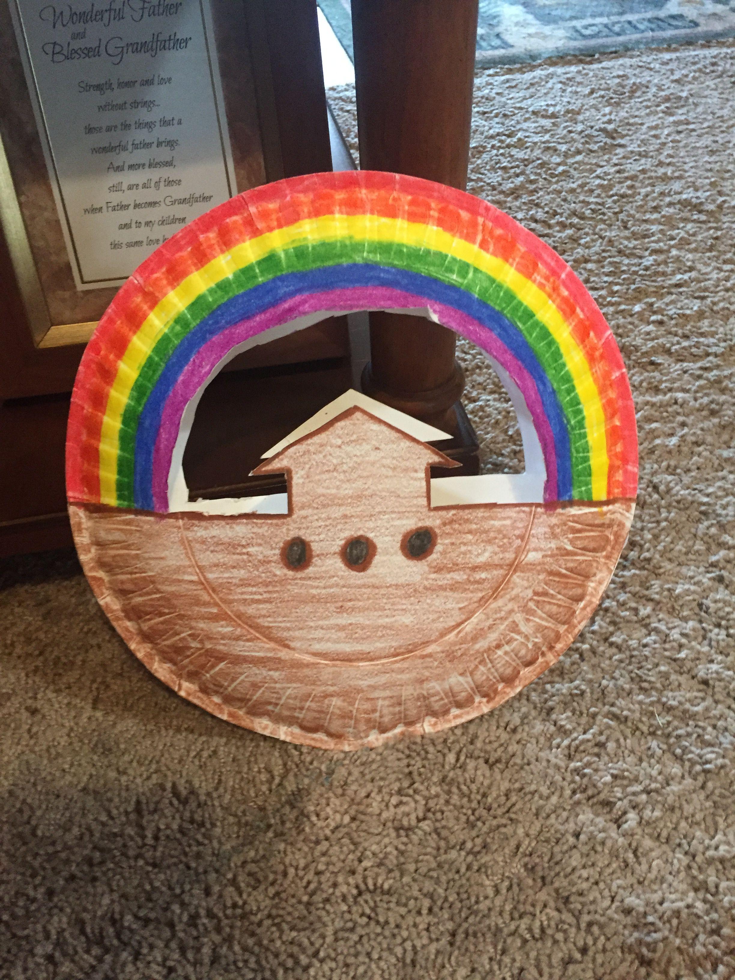 Noah's ark full of animal crackers | New Beginning Children's Church
