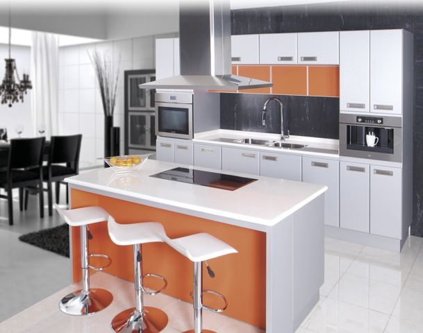Cocina Con Isla Cocinas Integrales Islas De Cocina