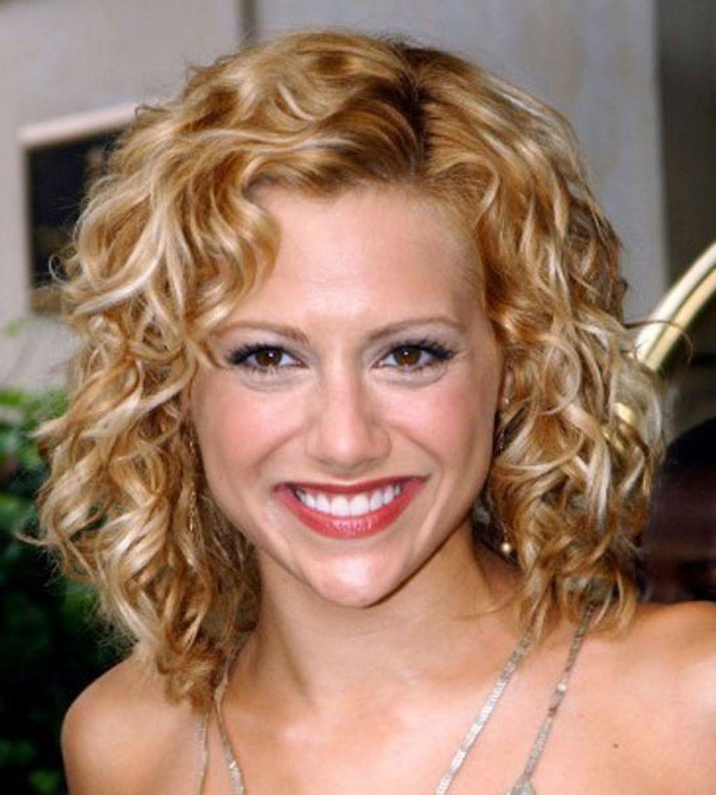 Medium Curly Hairstyles Medium Short Hairstyles For Curly Hair