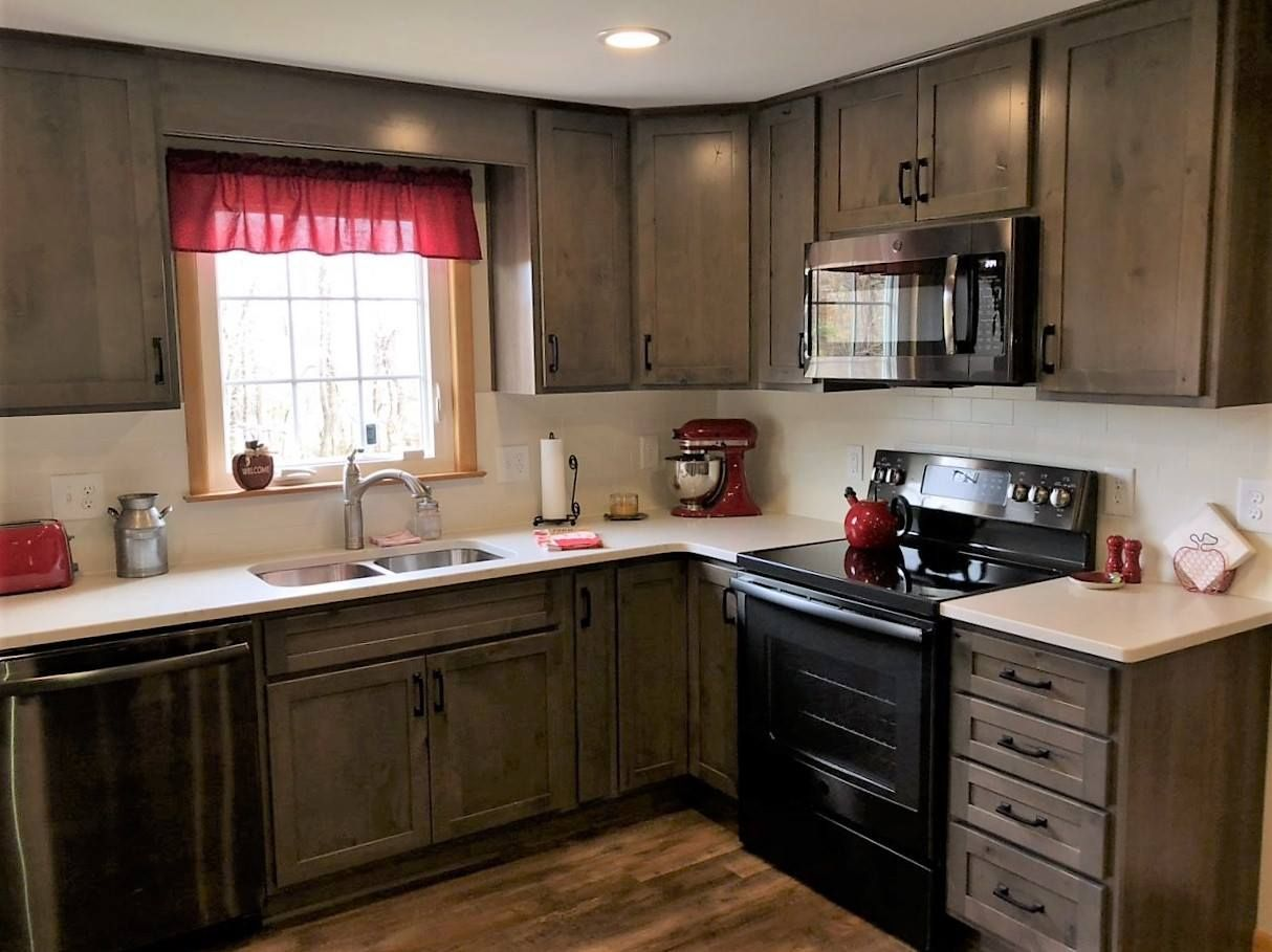 Butlers Chapel Road Kitchen Mountaineer Kitchens Baths Kitchen Remodel Design Kitchen Projects Design Kitchen And Bath
