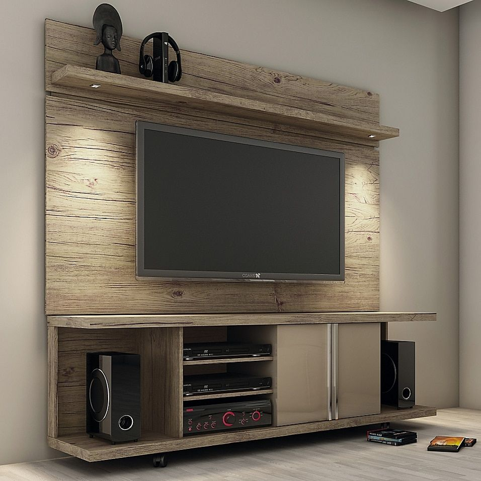 Manhattan Comfort Tv Stand Bed Bath Beyond In 2021 Home Entertainment Centers Living Room Tv Stand Farm House Living Room Manhattan comfort tv stand