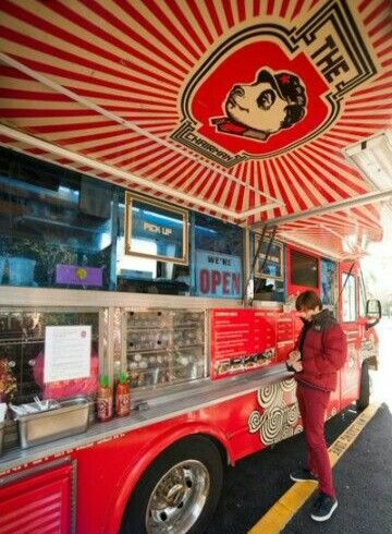 The Chairman Food Truck San Francisco Restaurants Marin San