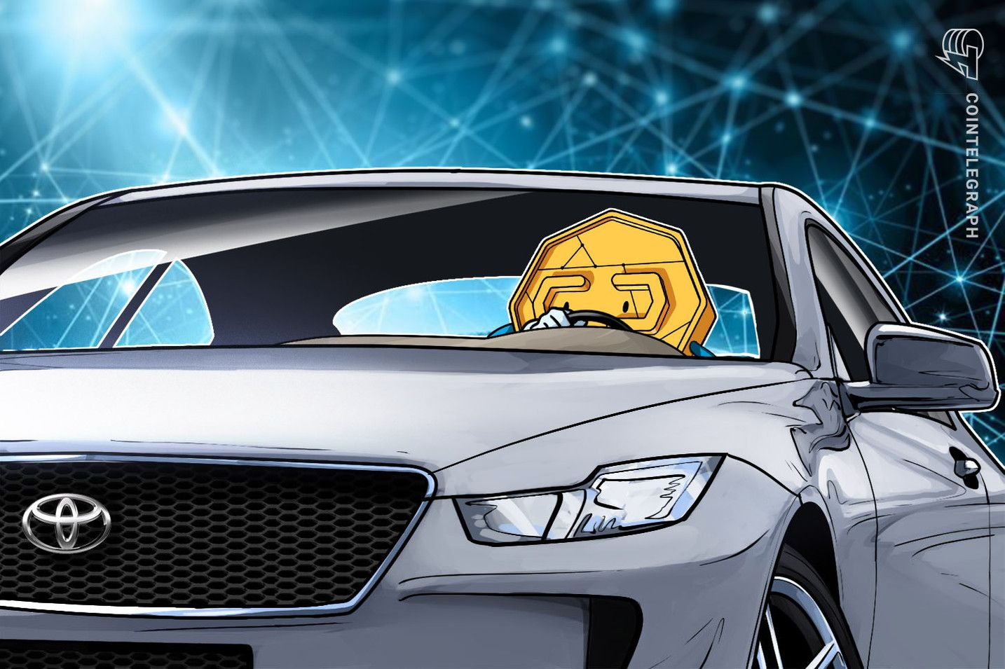 Toyota S It Arm Works On Digital Token Pilot With Crypto Exchange Used Hyundai Cryptocurrency Blockchain