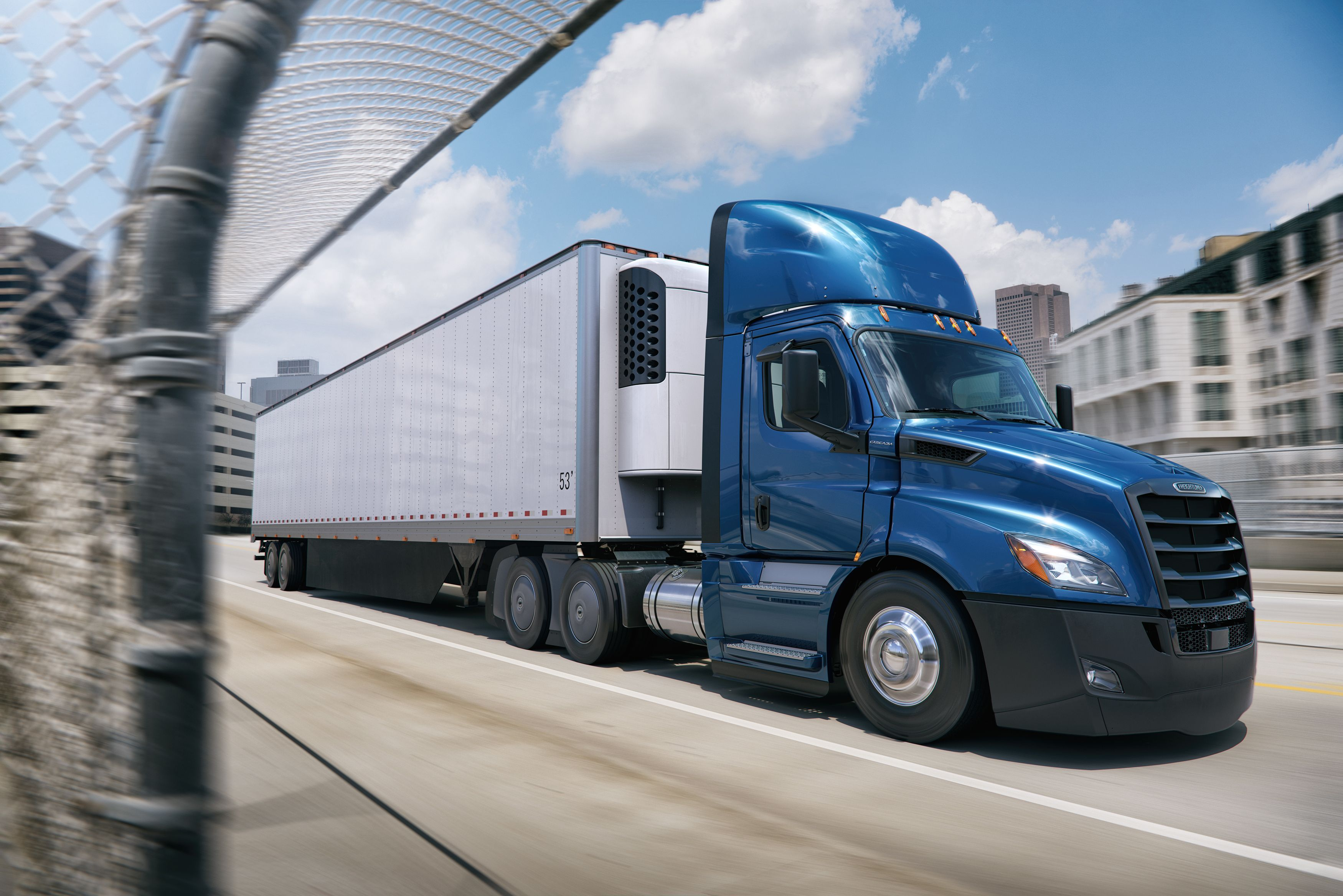 2017 Freightliner Cascadia Freightliner Trucks