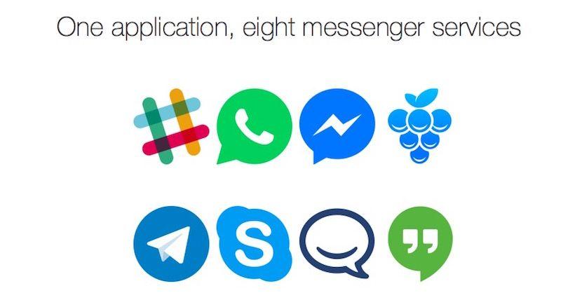 La app Franz no reúne en una aplicación Telegram, WhatsApp, Facebook Messenger, Hangouts, Skype... - http://www.soydemac.com/la-app-franz-no-reune-en-una-aplicacion-telegram-whatsapp-facebook-messenger-hangouts-skype/