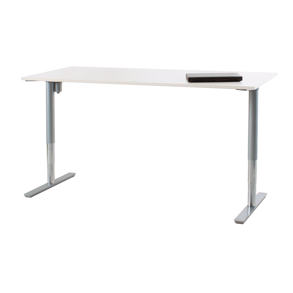 Rise Pro Height Adjustable Desk Office Furniture With Danish