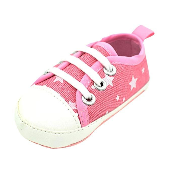 8208c2482 Iuhan Casual Toddler Baby Shoes Infants Sneaker Anti-slip Soft Sole Canvas  Shoes Review