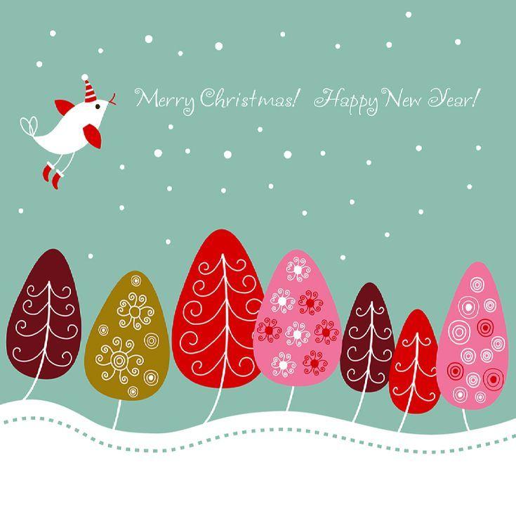 87 Free Printable Christmas Cards to Send This Holiday Season Free - free printable merry christmas cards
