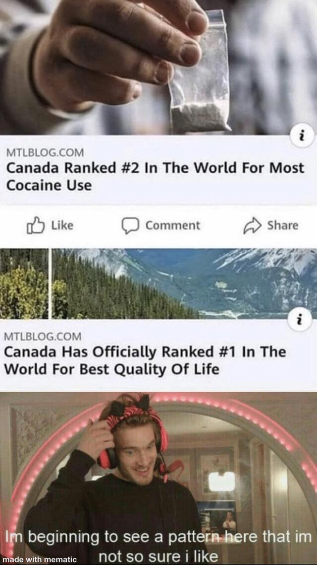 Drug bad