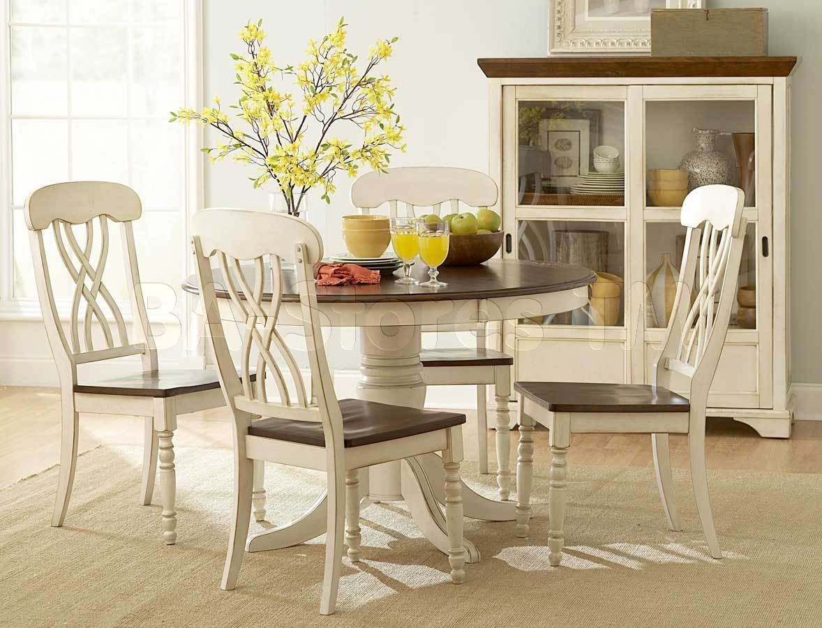 round dining set for 4   Dining sets