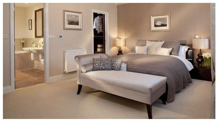 Brown Taupe Mink Colours In The Bedroom For A Restful E