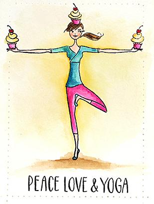 Pin By Caroline Oosthoek On Yoga Happy Birthday Yoga Happy Yoga Yoga Funny