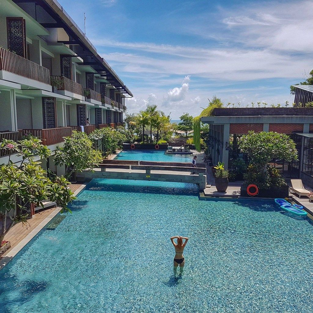 Best Pool Access Hotel Rooms In Bali UNDER $100