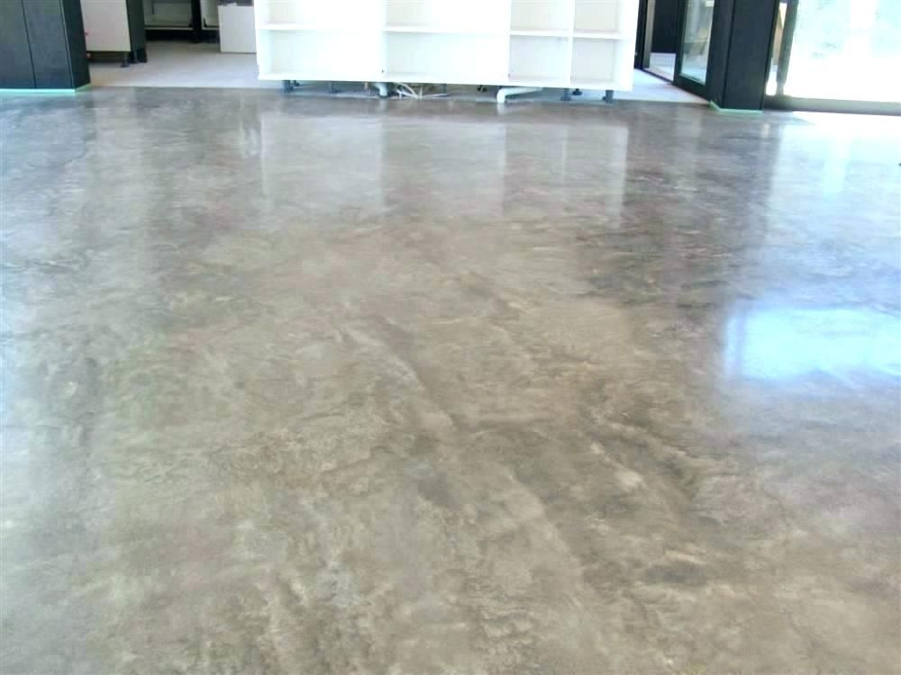 Polished Concrete Floor Cost