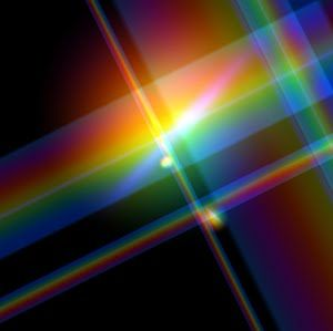 So, what is color?  Color is light.  Color is something our brain uses to sort out different frequencies of light, as the photons hit our eyeballs.