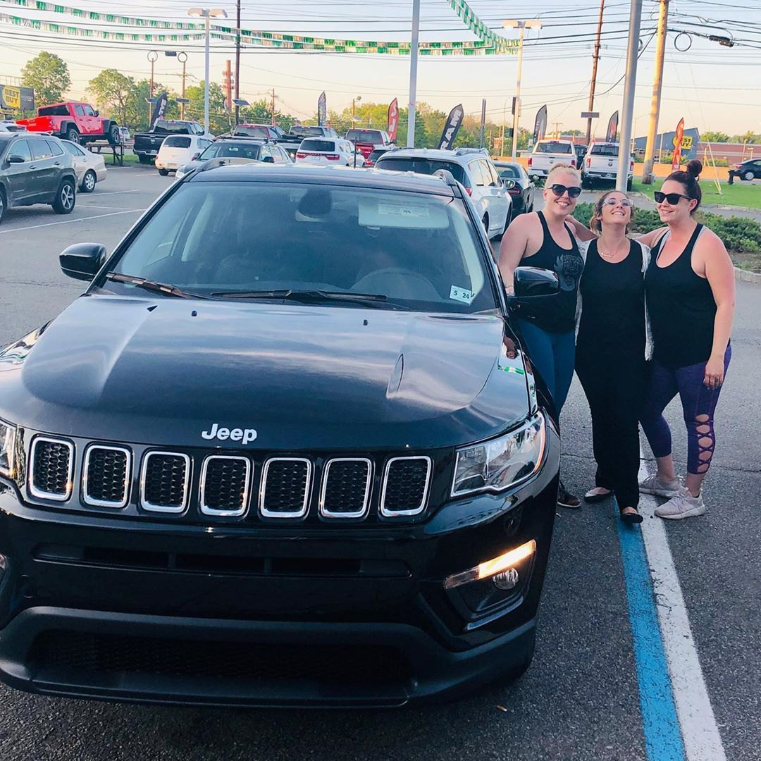 Jeep Compass Latitude Had Such An Amazing Time With These 2
