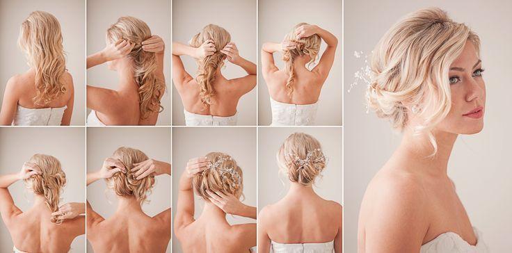 Remarkable Medium Length Hairs Updo And Long Hair On Pinterest Short Hairstyles For Black Women Fulllsitofus