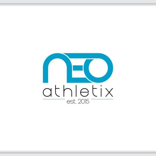Neo Athletix Logo Design Bold Logo Design Gym Logo Logo Design