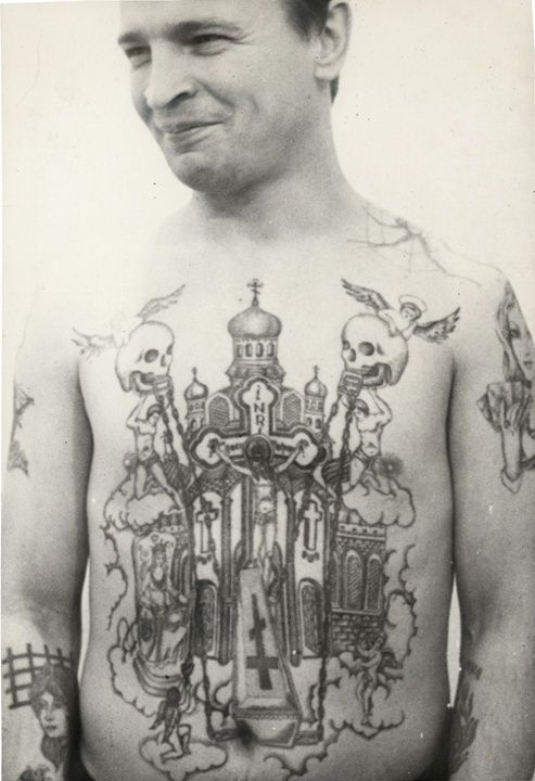 russian criminal tattoo monasteries, churches, cathedrals, the virgin mary,  saints and angels