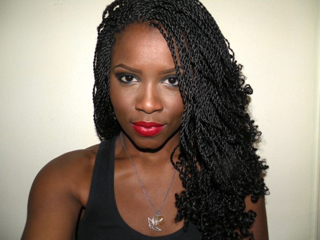 Hairstyles senegalese twist hairstyles for black women simple ombre