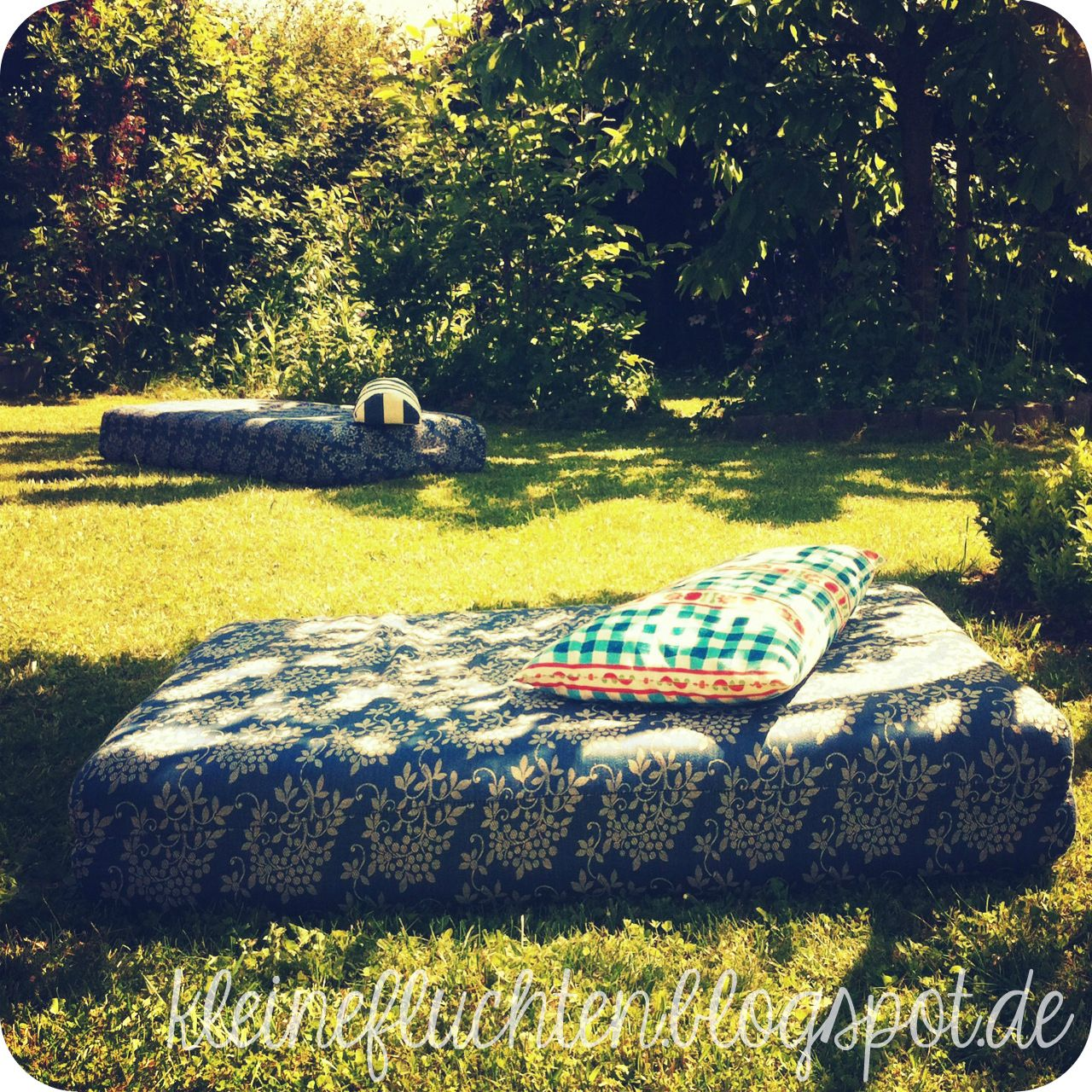 Kleine Fluchten Wir Sind Dann Mal Im Garten Garten Im Freien Outdoor