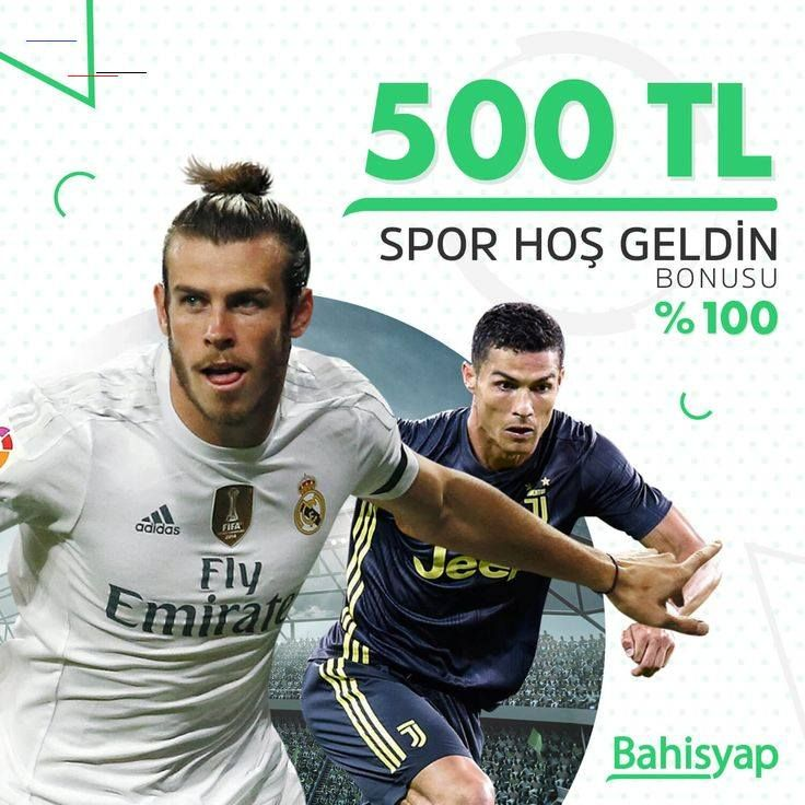 Bahisyap'ta 500 TL Hoşgeldin Bonusu Bahisyap'ta ilk yatırımınıza özel 500 TL Hoşgeldin Bonusu seni b...