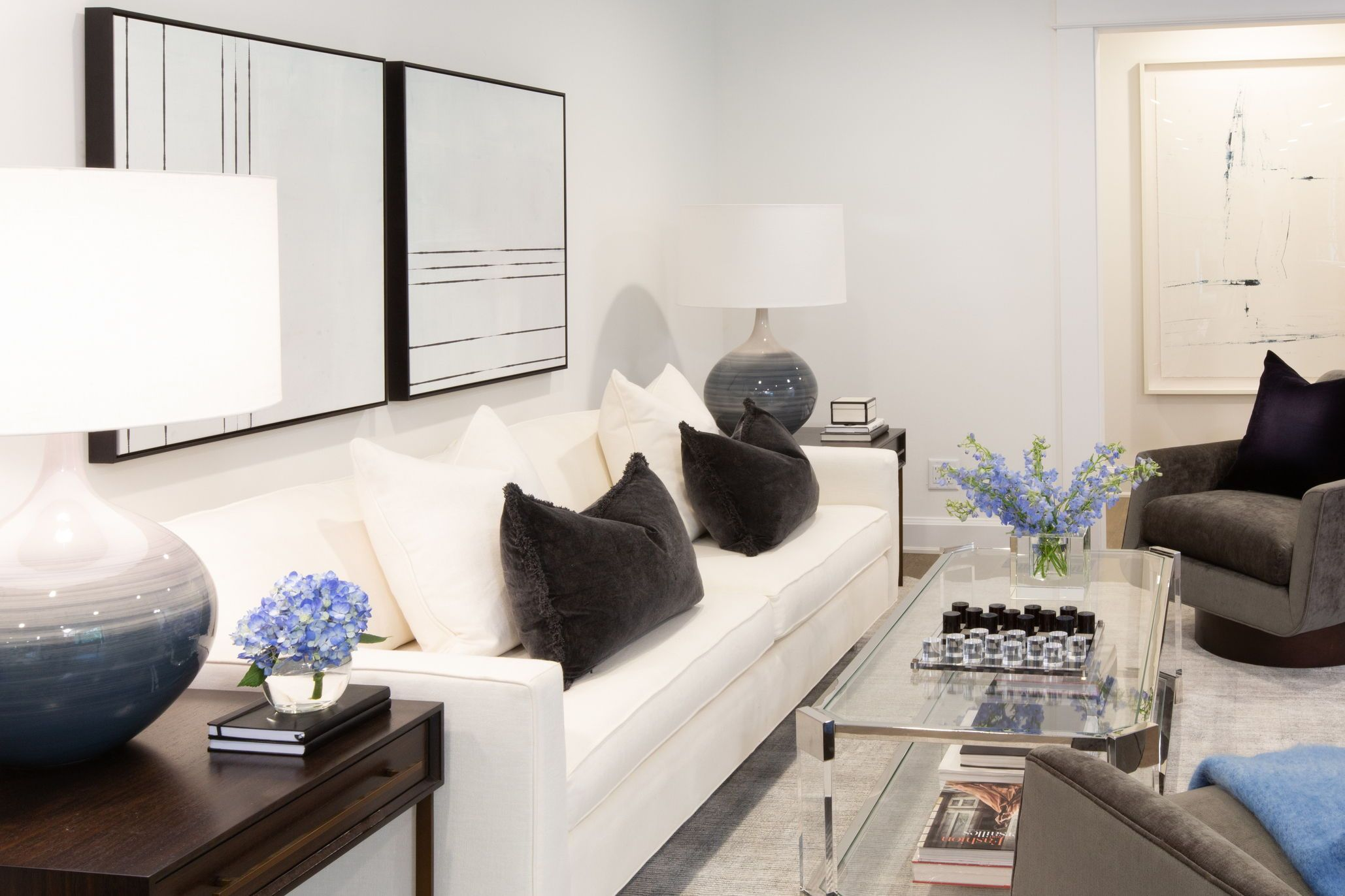 Did You See Our Furniture On Hgtv S Property Brothers 6 Nashville Home Renovation Episodes Feature Piece Living Room Designs Property Brothers Home And Living