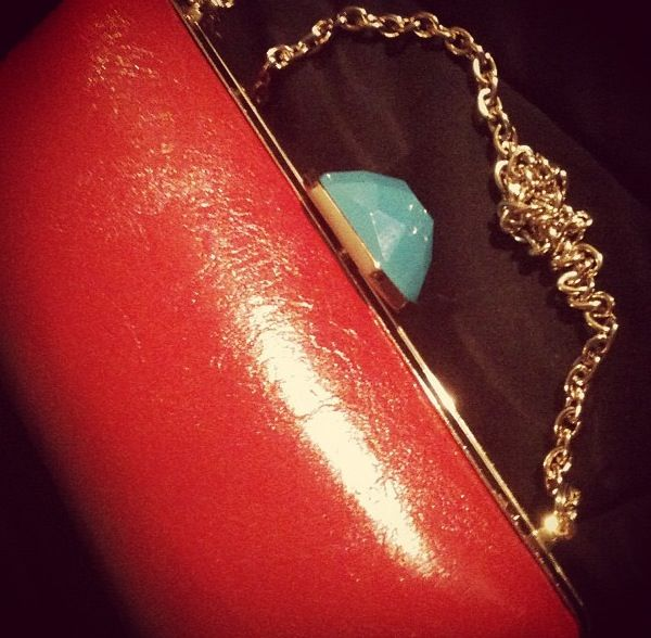 My little red bag!!