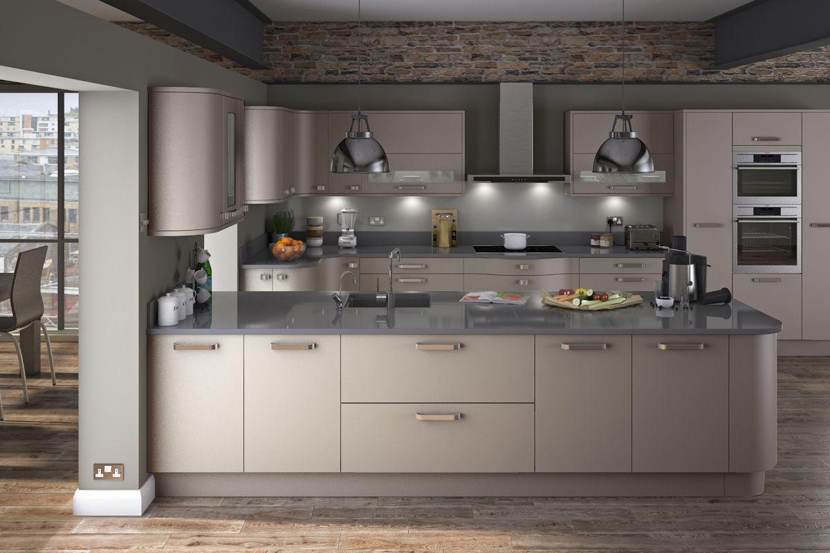 inspiring grey kitchen walls. Carrera Painted Lamp Room Grey Kitchens - Buy Kitchen Units At Trade Prices Inspiring Walls I
