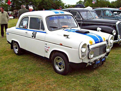 163 Ford Anglia 100e Modified 1954 59 Ford Anglia Ford
