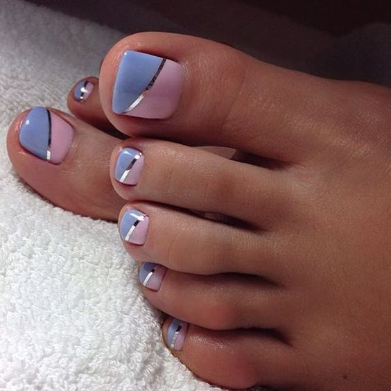 40 Adorable Toe Nail Designs For This Summer In 2020 With Images Toe Nails Pretty Toe Nails Beach Toe Nails