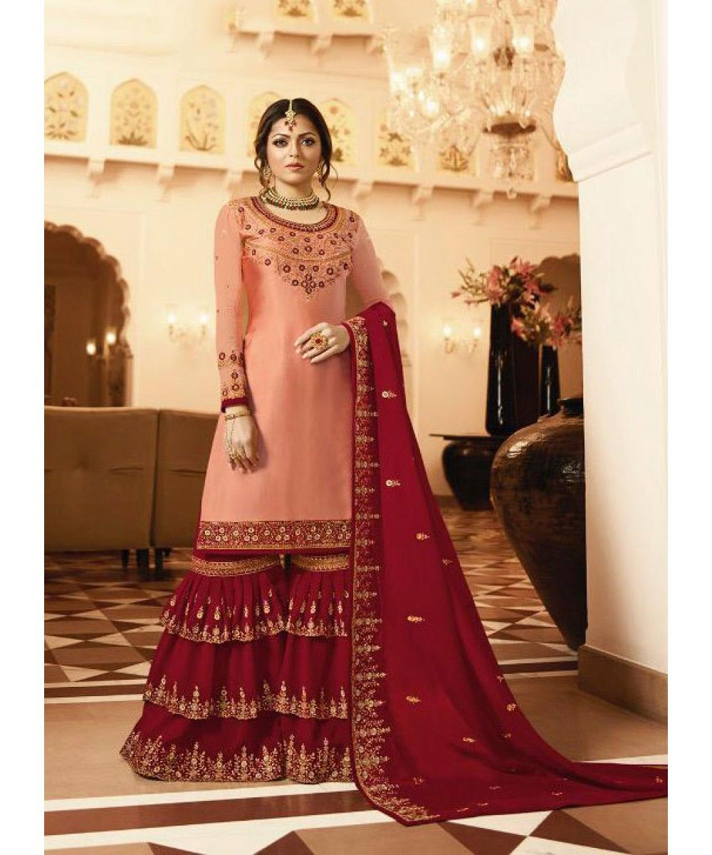 23a1feca7d Sharara Suit -Ramzan Collection | India US UK Toronto Durban Sydney ...