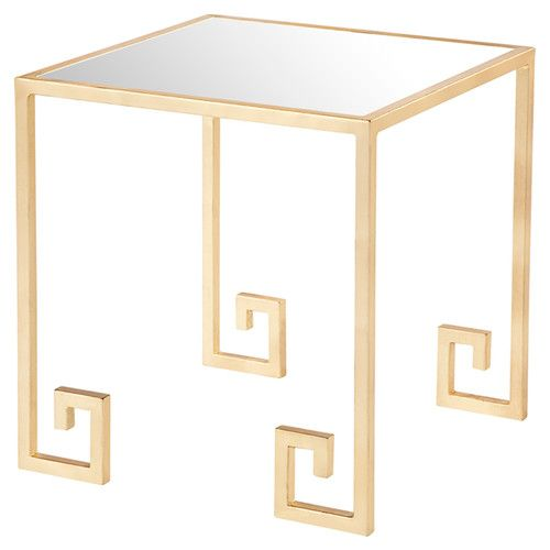 Found It At Wayfair Joan Mirrored Side Table Living Room Ideas - Wayfair mirrored side table