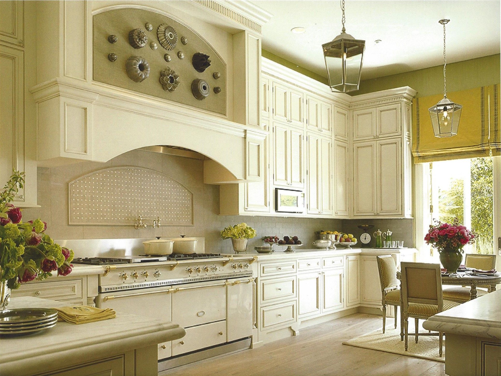 San Francisco Decorator's Showcase Kitchen by Shelley