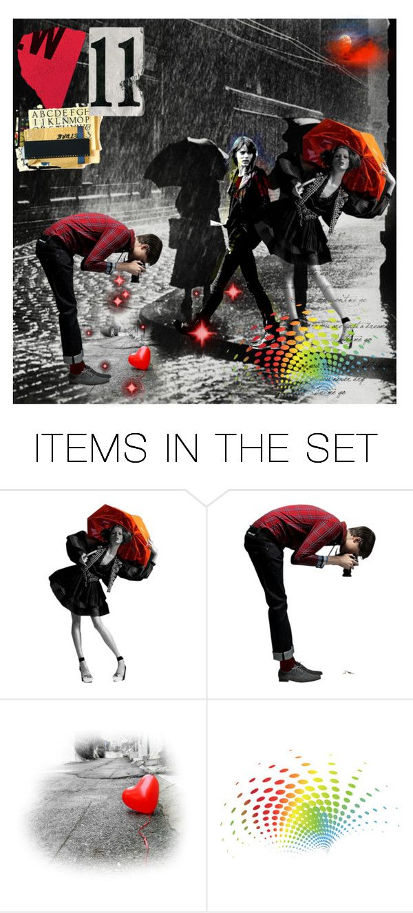 """""""The day"""" by alan-319 ❤ liked on Polyvore featuring art"""