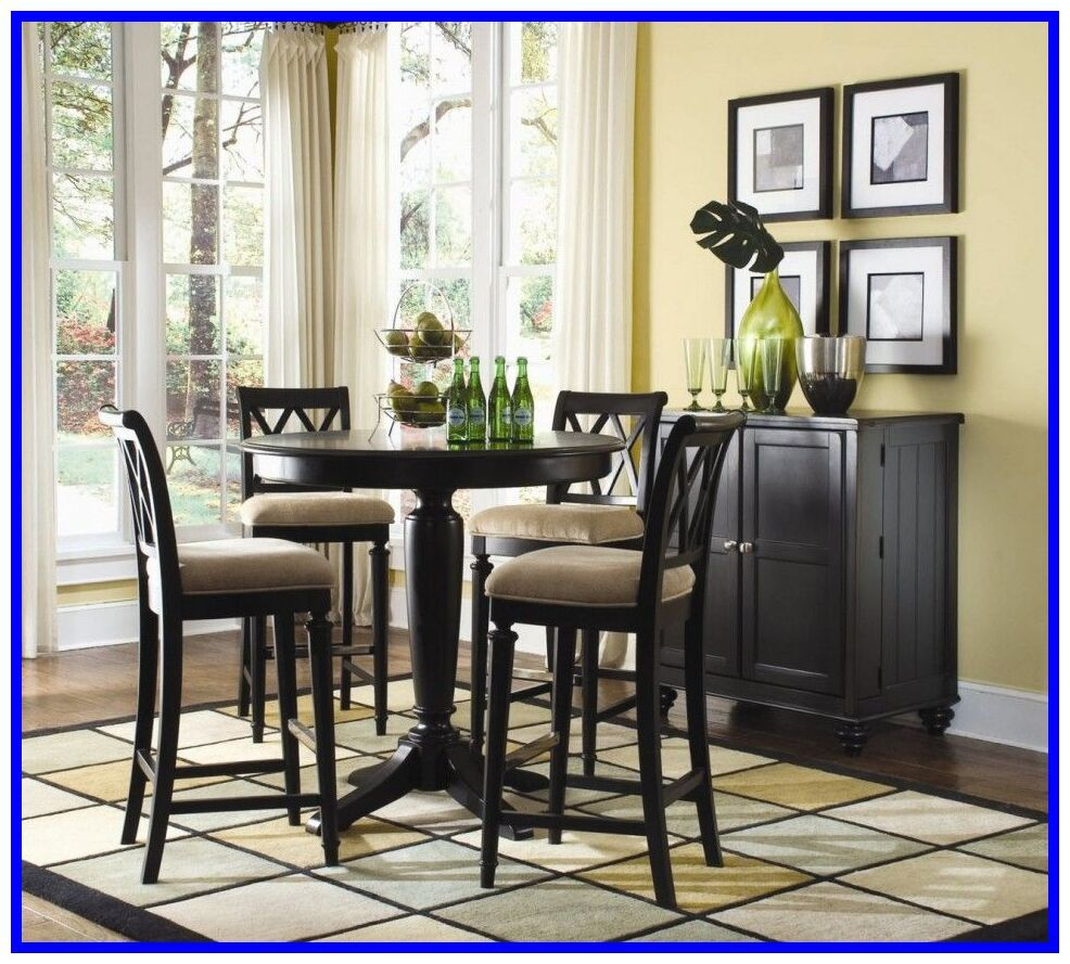 32 Reference Of Kitchen Table Decor Tall In 2020 Black Glass Dining Table Dining Room Small Small Kitchen Tables