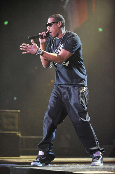 f332b750291fca Celeb Feet  Jay-Z - Air Jordan III - Black - Cement - SneakerNews ...
