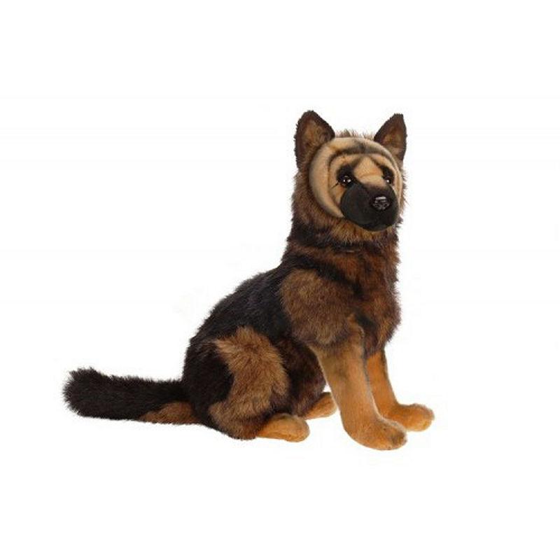 Hansa German Shepard Puppy Plush Toy German Shepard Puppies