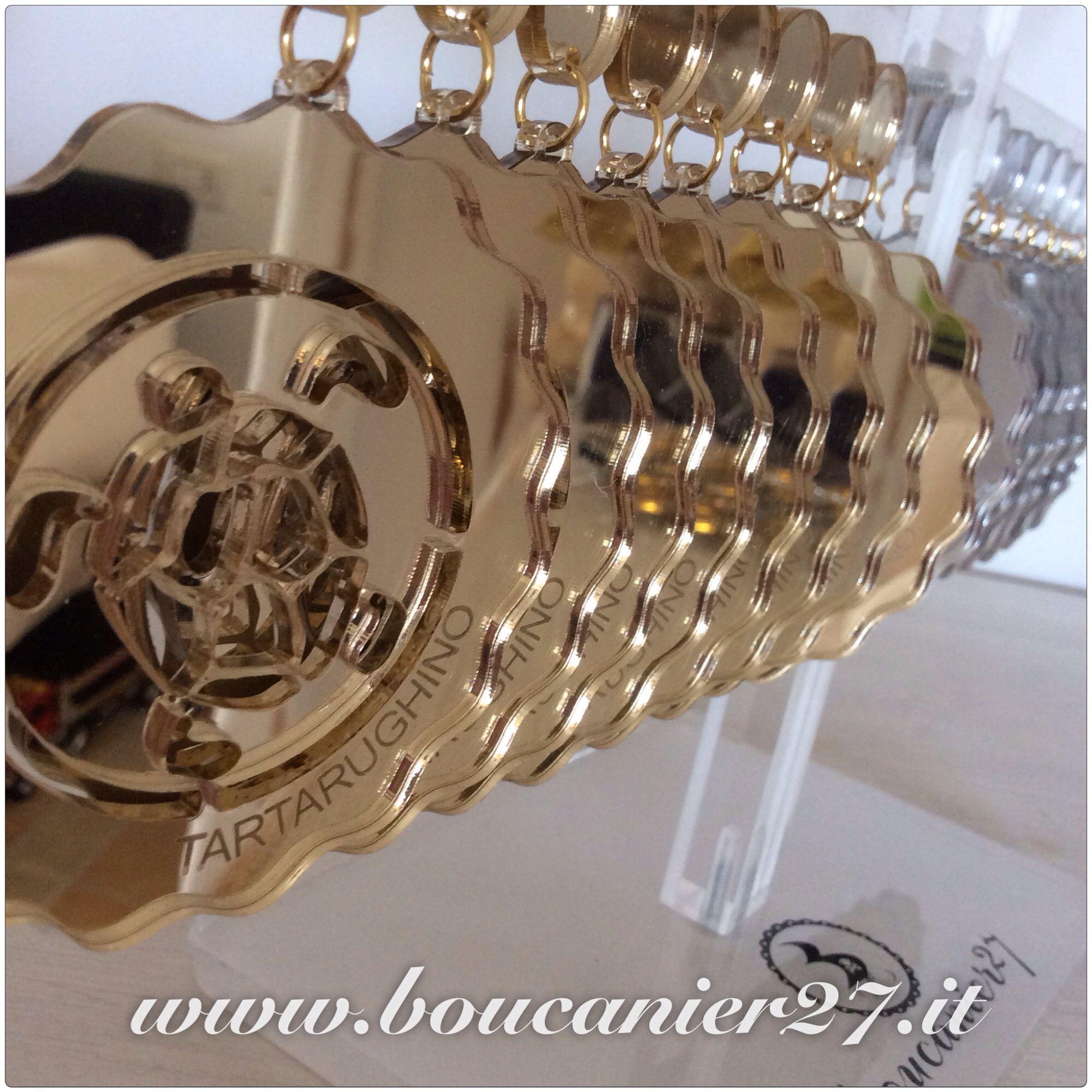 #tartarughinobeach porto rotondo personalizzato da #boucanier27 oro e argento